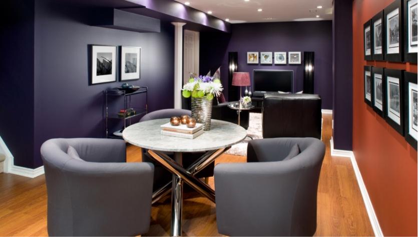 Colour Confidential Interior shot